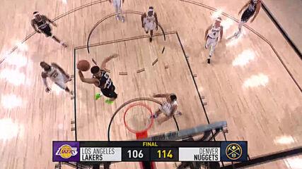 Денвър намали резултата във финала в Западната конференция на НБА