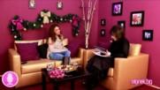 Алисия : Много харесвам Андреа тя е много ексцентрична с което привлича публиката на нейна страна.