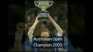 Звездите на тениса за Марат Сафин (видео)