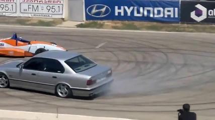 Bmw M5 Drift tricks