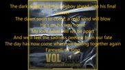 Volbeat - Lonesome Rider feat. Sarah Blackwood + текст