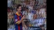 Извънземния Меси си прави каквото си поиска с Реал Мадрид