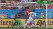 1/4 финал: Аржентина 1 – 0 Белгия // F I F A World Cup 2014 // Argentina 1 – 0 Belgium // Highlights