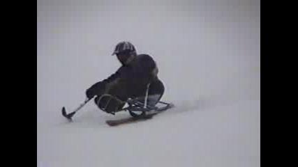 Ски За Хора С Увреждания  4