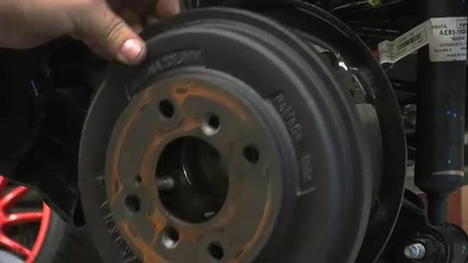 Ford Fiesta Brake Install