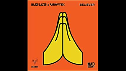 *2016* Major Lazer & Showtek - Believer
