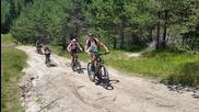 Шеста част - Обиколка на Великата Родопа планина с колела 2015