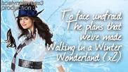 Selena Gomez - Winter Wonderland - Lyrics - Full Song