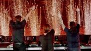 Swedish House Mafia ft. Lune - Leave The World Behind