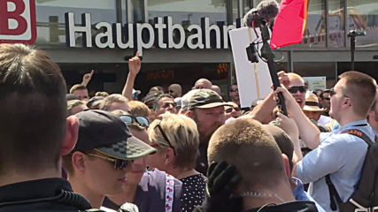 Germany: Thousands of activists rally against far-right movement in Halle
