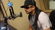 Sean Paul on the Hot Seat with Showbiz Shelly