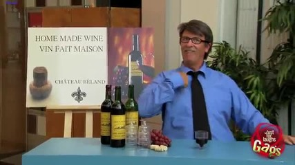 [ Смях ] Никога не взимайте безплатно вино!