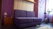 Падащо легло 120х200 см. с диван и ракла от www.hm-masters.com
