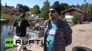 Sweden: Divers to explore WWI Russian submarine wreck