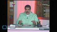 Venezuela Opposition Joins in Maduro Mango Mania