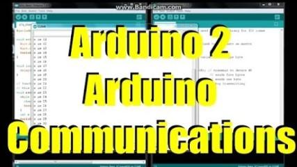 Arduino Basics: Arduino to Arduino Communication