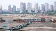 Ship Carrying 400 Passengers Sinks in Yangtze River