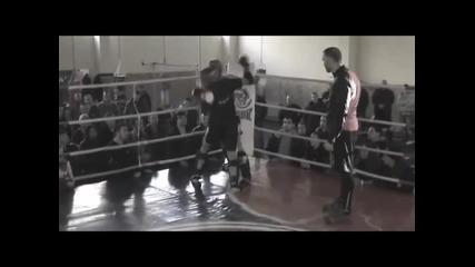Muay Thai Bulgaria-vipring !