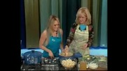 Hilary Duff In Bonnie Hunt Show