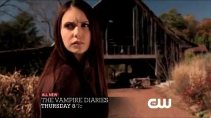 Промо на 12 епизод от 3 сезон на Дневниците на вампира | The Vampire Diaries |