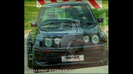 Vw Golf Mk2 една велика кола!