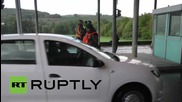 Switzerland: Army join border control to protect Swiss border