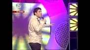 Music Idol-Иван Ангелов с песента Къде си батко