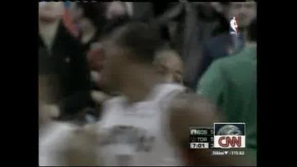 "НБА: ""Бостън"" победи ""Торонто"" с 93:79"