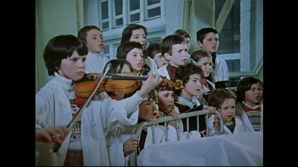 Сцена от българиския филм Топло-песен