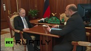 Russia: Putin gives Governor Orlov green light for September gubernatorial elections
