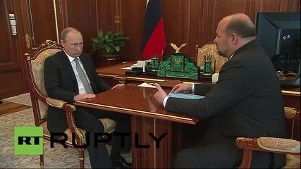 Russia: Putin gives Governor Orlov green light for September gubernatorial elections