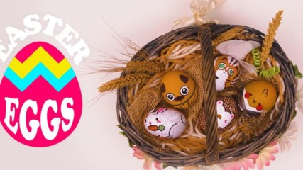 My DIY Easter Egg: Pet Owners Independence Day