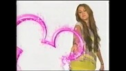 Miley Cyrus (new!!!!!) - Disney Channel Logo