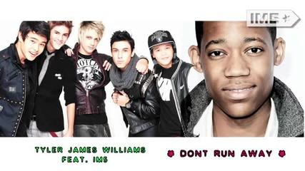 Tyler James Williams feat Im5 [don't Run Away] Disnep Chenal