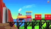 Шоп и търновка се возят в едно купе на влака. Наближава тунел... ;)