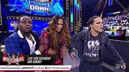 Nia Jax vs. Tamina: SmackDown, April 9, 2021
