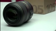 Nikon Af - S 105mm f 2.8g If - Ed Vr Micro Hands - on Review