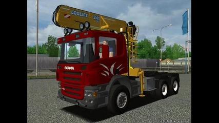 Euro Truck Simulator part (1)