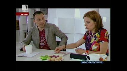 """Иван Костов, """"животът и други неща"""" Бнт, 12 май 2012"""