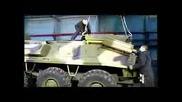 Производство на руско бронетанково въоражение и техника част1