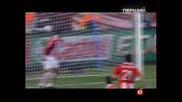 Световна Купа 2010 Испания - Парагваи 1 - 0 Давид Виа