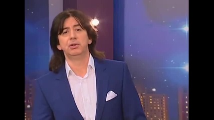 Jasar Ahmedovski - Sreco moja zlato moje - Peja Show - (TvDmSat 2012)
