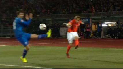 ВИДЕО: Исландия - Холандия 2:0