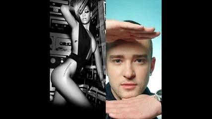 * New *rihanna feat. Justin Timberlake - Hole In My Head