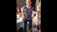 Con ustedes Nacho el bailador...
