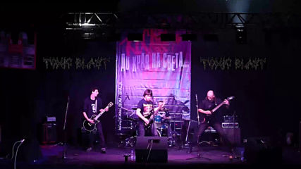 Toxic Blast - 2018 - Live in Vratsa City - 02 - Total War