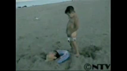 funny accidents - - ) ) komik videolar - - ) ) ) )