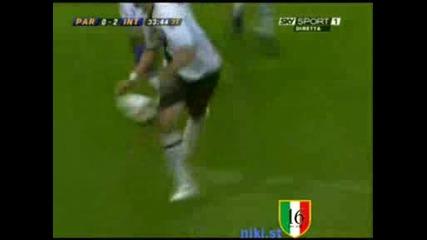 Интер - Шампион на Италия за 2008г.