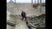 Руски строители съвсем изтрещяха! Смях!