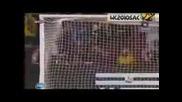 Сърбия - Гана 0 - 1 Голът на Джиан